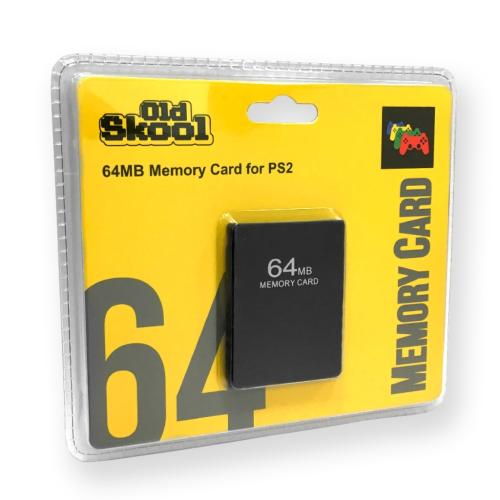 OS-2000 Sony Ps2 Memory Card 64Mb