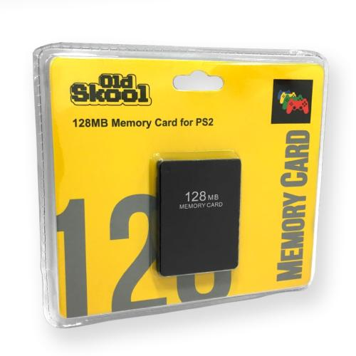 OS-2017 Sony Ps2 Memory Card 128Mb