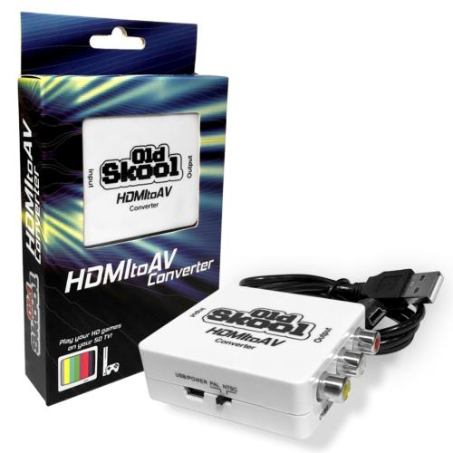 OS-7005 Universal Hdmi To Av Converter