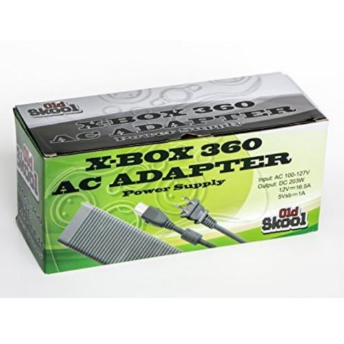 OS-2093 Microsoft Xbox 360 Universal Ac Adapter