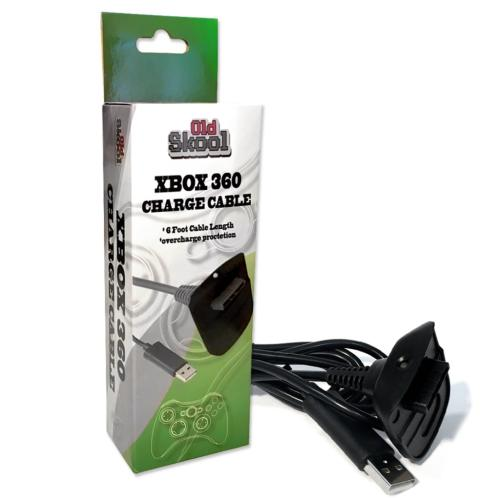OS-2291 Microsoft Xbox 360 Controller Charge CableMain