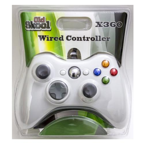 OS-2307 Microsoft Wired Usb Controller For Pc & Xbox 360