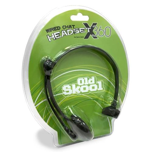OS-7326 Microsoft Xbox 360 Chat Headset