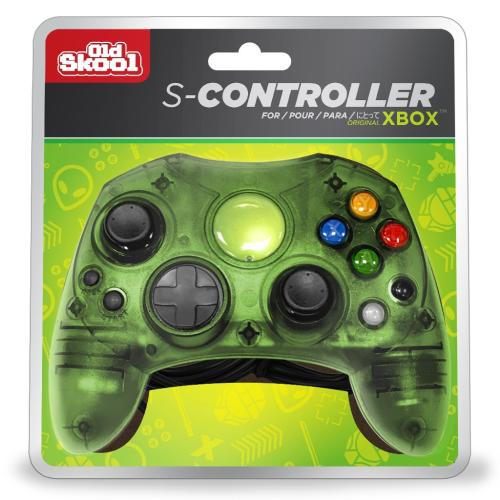 OS-7531 Microsoft Original Xbox S-type ControllerMain