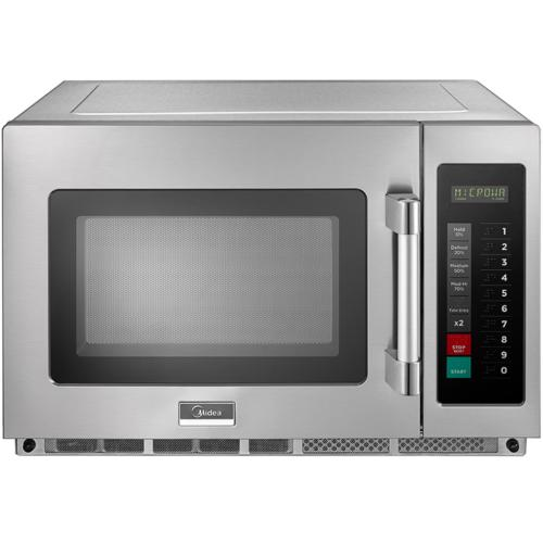 1234G1A 1.2 Cu. Ft. 1200W Push Button Commercial Microwave