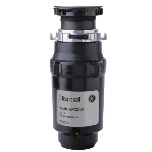 GFC320N Ge 1/3 Hp Continuous Feed Garbage Disp