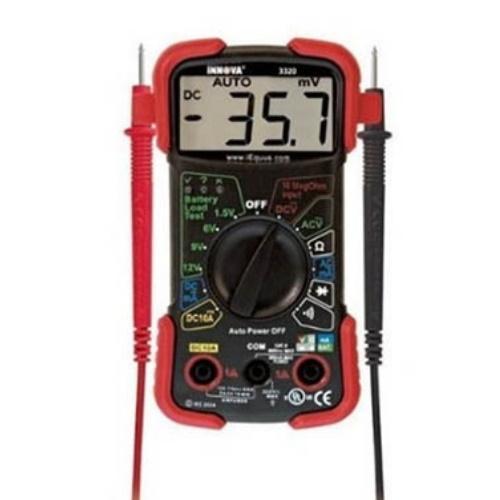 3320-INV Auto Ranging Multi Meter