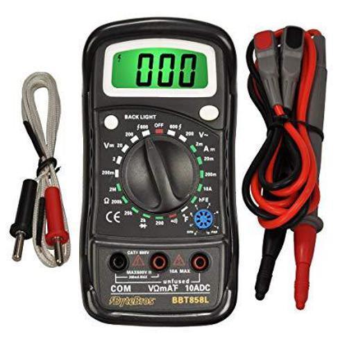 BBT858L Pocket Digital Multimeter