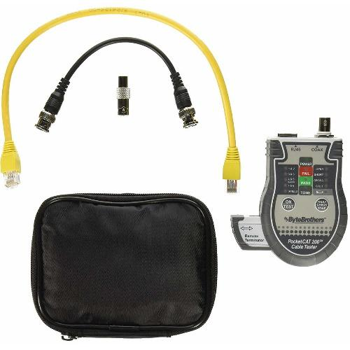 CTX200 Rj45 And Coax Tester
