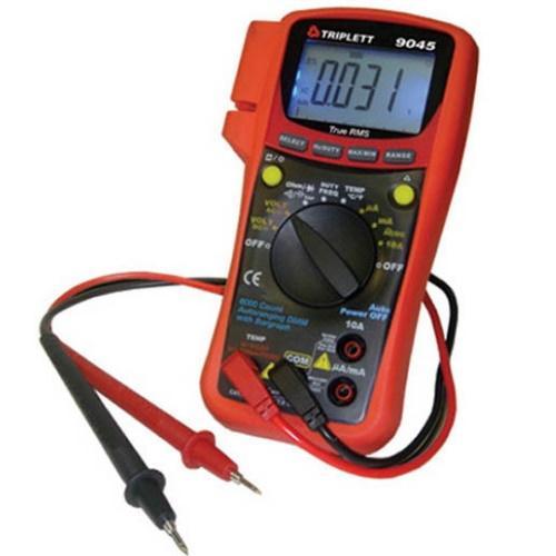 9045 Multimeter Lcd, Temp