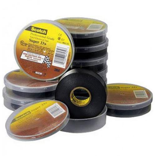 SUPER33-10 Tape 3M Super 33+ 10Pk