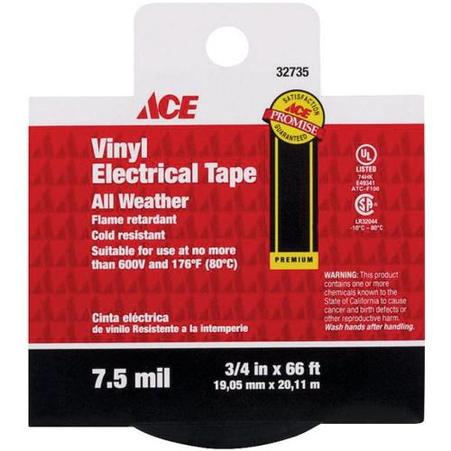 32735 Ace Black Electrical Tape