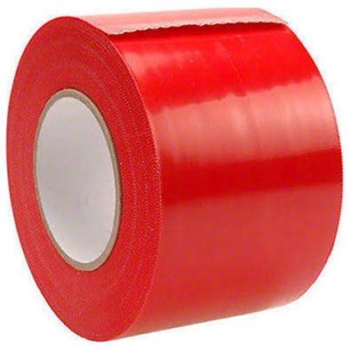 145402 Red Vapor Barrier Tape 4Inx60yd