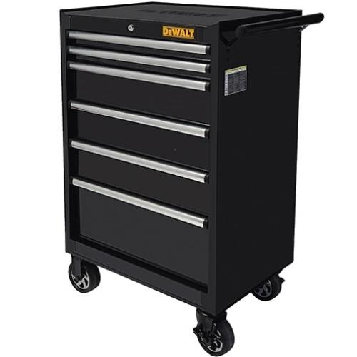 DWST22760 6 Drawer Rolling Tool Cabinet