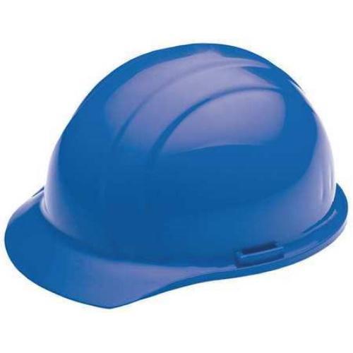 19366 Hardhat Blue, Nylon Suspension W/ Ratche