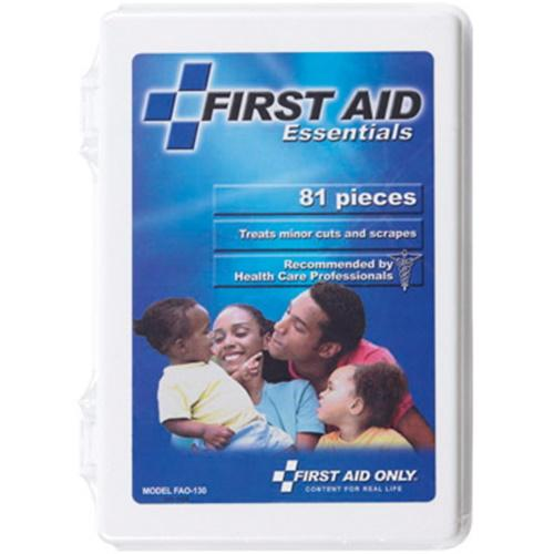 9038308 First Aid Kit: 66 Piece