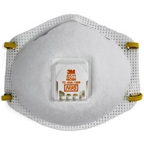 8511 3 Pack 3M Respirator