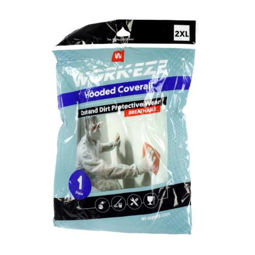 TCAXXL Tyvek Coverall Xx-large