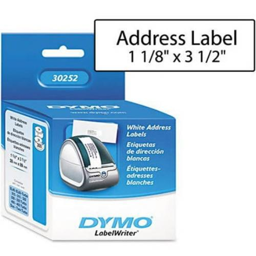 30252 Dymo Address Label