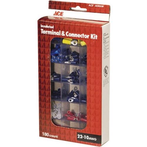 3036936 Terminal Kit: 175/Pc