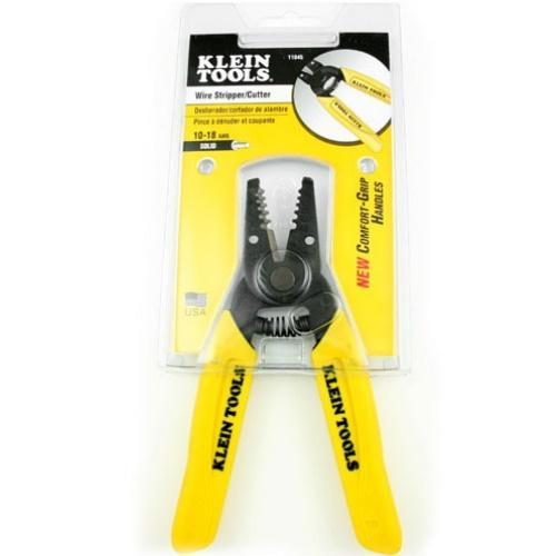 11045 Klein Wire Stripper 10-18Awg