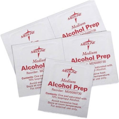 AP300L 200 Pack Of Alcohol Pads