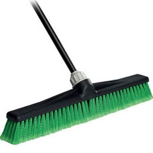 1371921 24 Inch Push Broom W/handle