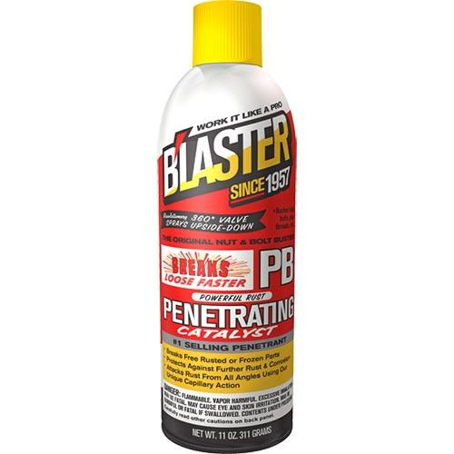 19592 Blaster Pb Penetrating Oil 11 Oz.