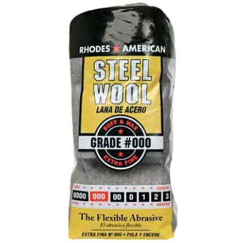 1361047 Steel Wool #000