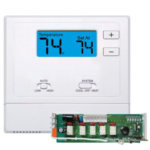 TP-N-631W Thermostats
