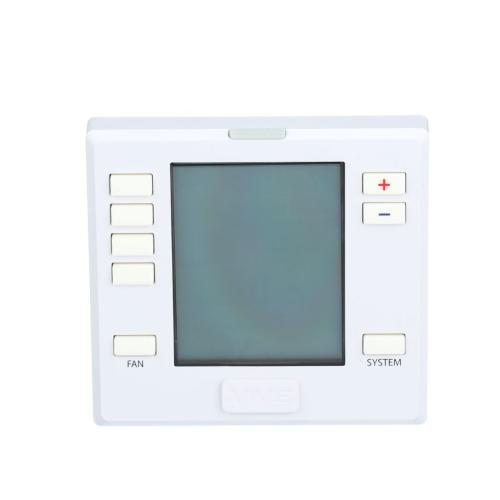 TP-S-755 Vive, 5+1+1 Or Non-programmable Thermostat, 3H/2c Universal With 6 Sq. In. Display