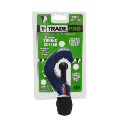 TP-C703 1/8-Inch To 1-3/8-Inch (3-35Mm) O.d. Premium Tube Cutter (70001)