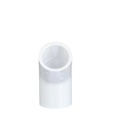 TP-PVC-417007A 417-007 3/4-Inch Slip X Slip 45 Elbow Pvc 40; Tp-pvc-417007a