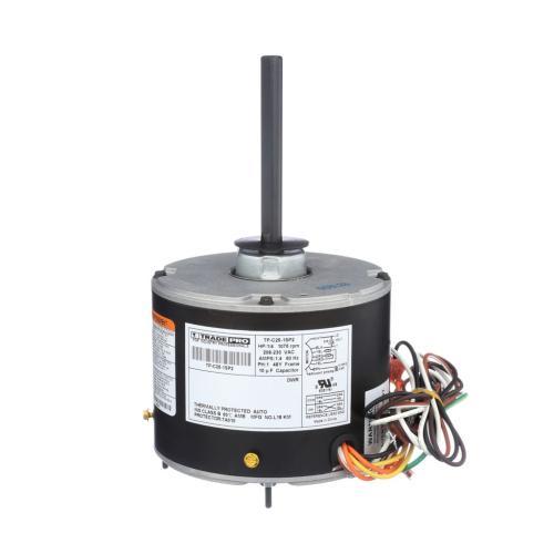 TP-C25-1SP2 1/4 Hp Single Speed 1075 Rpm 230V Condenser Fan Motor