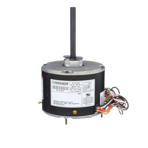 TP-C16-1SP2 1/6 Hp Single Speed 1075 Rpm 230V Condenser Fan Motor
