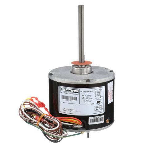 TP-C25-1SP2HT-8 1/4 Hp 70C Hi-temp 825 Rpm 230V Condenser Fan Motor