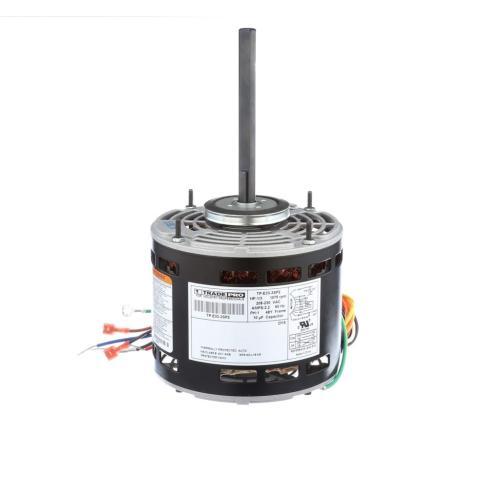TP-E33-3SP2 1/3 Hp Three Speed 1075 Rpm 230V Evaporator Motor