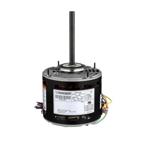 TP-E33-3SP1 1/3 Hp Three Speed 1075 Rpm 115V Evaporator Motor
