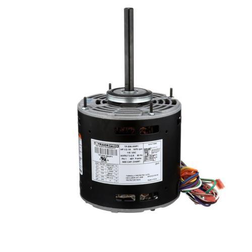 TP-E50-MHP1 1/2 Hp Multi-speed 1075 Rpm 115V Evaporator Motor
