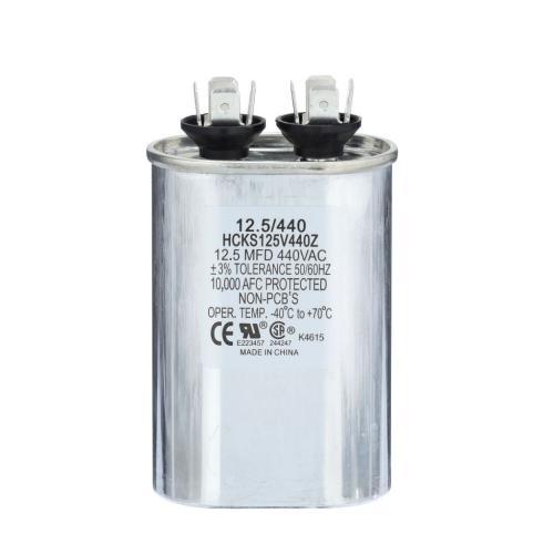 TP-CAP-12.5/440 12.5 Mfd 440 Volt Oval Run Capacitor