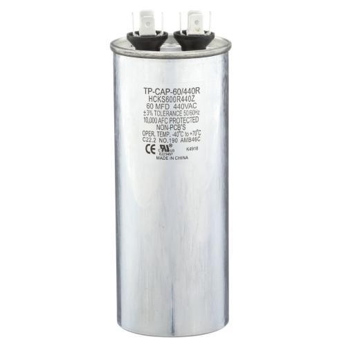 TP-CAP-60/440R 60 Mfd 440 Volt Round Run Capacitor