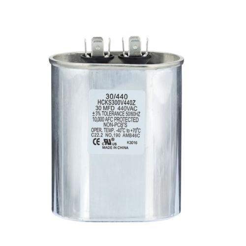 TP-CAP-30/440 30 Mfd 440 Volt Oval Run Capacitor