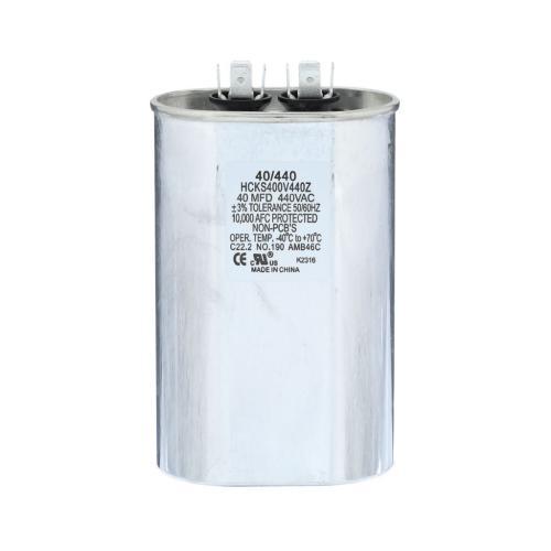 TP-CAP-40/440 40 Mfd 440 Volt Oval Run Capacitor
