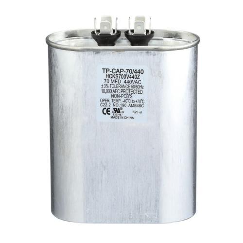 TP-CAP-70/440 70 Mfd 440 Volt Oval Run Capacitor