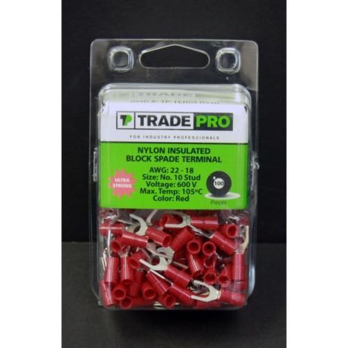TP-TERM-RS10 Spade Terminals