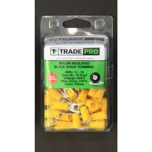 TP-TERM-YS10 Spade Terminals