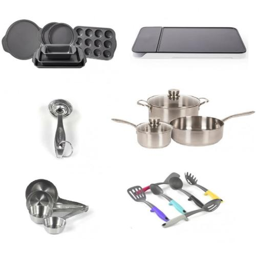 KITCHEN-KIT 20 Pcs Frigidaire Kitchen Kit