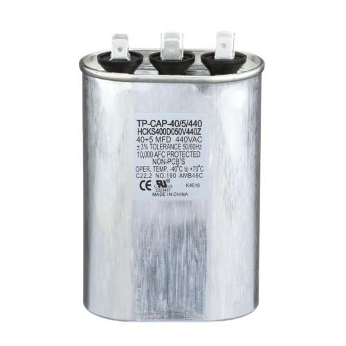 TP-CAP-40/5/440 Capacitors Oval Dual