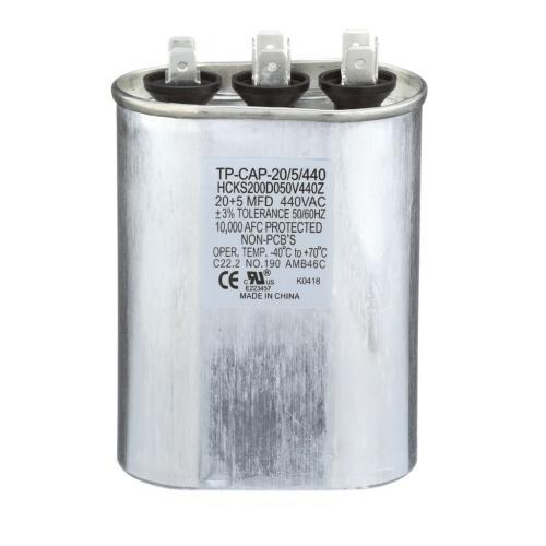 TP-CAP-20/5/440 Capacitors Oval Dual