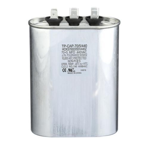 TP-CAP-70/5/440 Capacitors Oval Dual